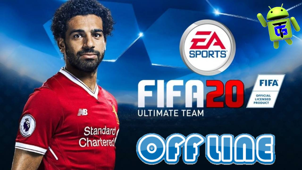 FIFA20 Offline Android Update Kits 2020 Download