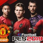 PES 2019 Android PATCH Manchester United New Kits 2020 Download