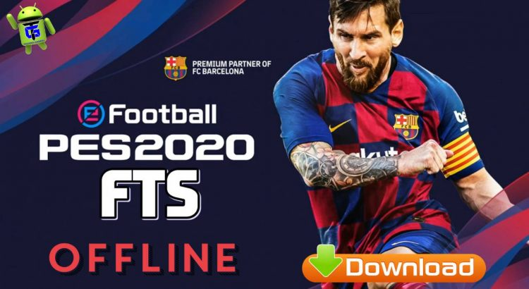 PES 2020 MOD FTS Android Offline APK OBB Data Download