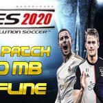 PES Lite Offline Patch 2020 APK 50MB Download