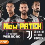 eFootball PES 2020 Android Mod Obb PATCH Juventus Download