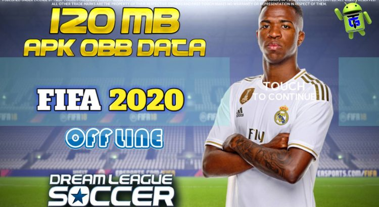 FIFA 20 Mobile Offline Mod DLS Android Download