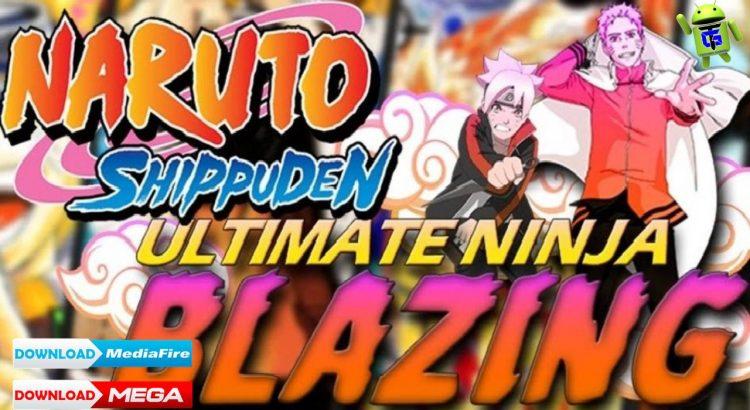 Naruto Blazing APK MOD Ultimate Ninja Blazing JP EN Download