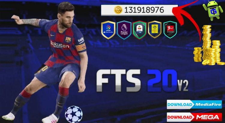 First Touch Soccer 2020 FTS 20 Mod Apk Obb Data Download
