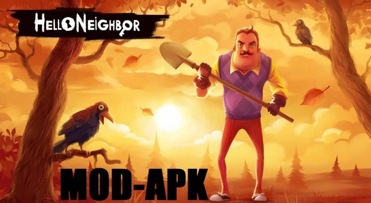 Hello Neighbor APK OBB Mod Unlocked Android Download