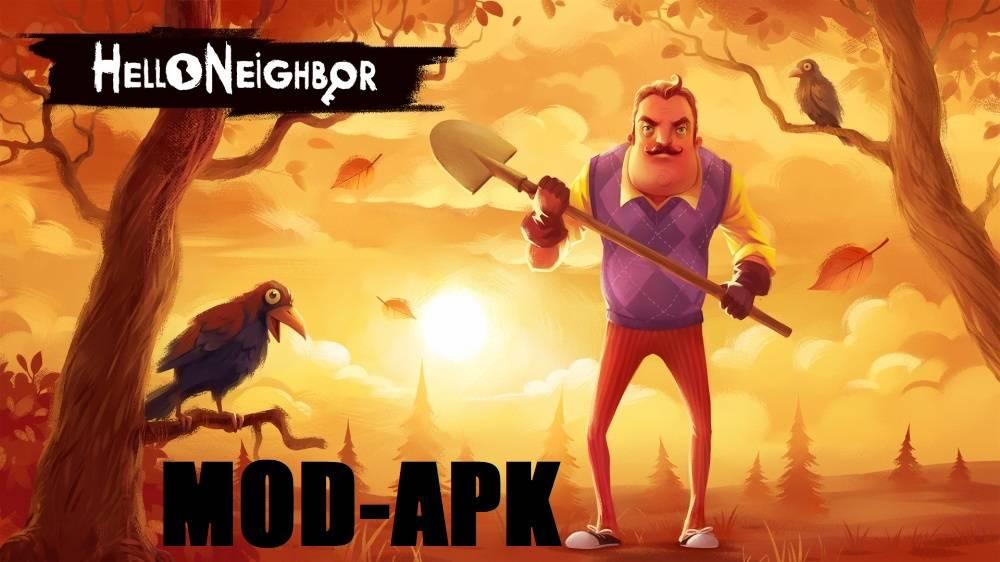 Hello Neighbor APK OBB Mod Unlocked Android Download