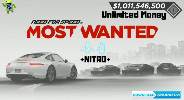 NFS Most Wanted Mod Apk Unlocked Free Download