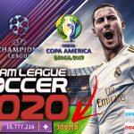 Dream League Soccer 2020 Mod APK OBB Data Money Update Download