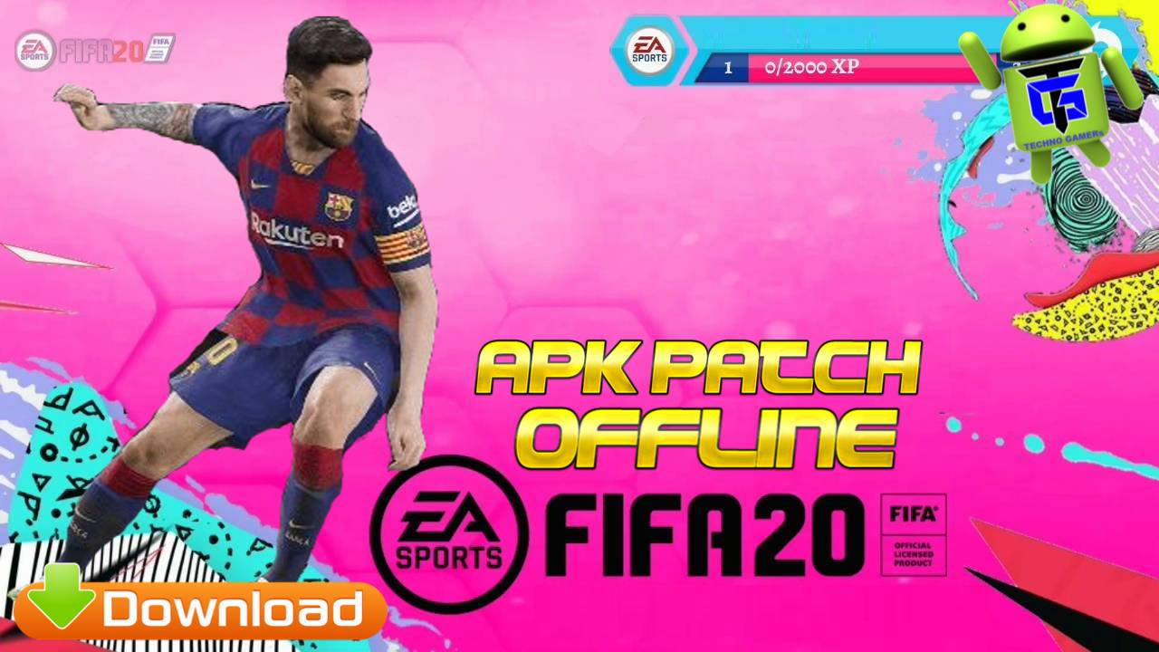FIFA 20 Mod Apk Offline Android Patch OBB Data Download ...