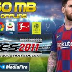 PES 2011 APK Mod 2020 Offline Download