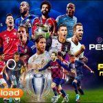 PES 2020 UCL Patch APK OBB Download