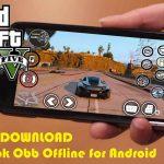 GTA 5 Apk Obb Offline for Android