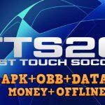 FTS 20 UCL Mod APK OBB Data Money Download