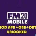 FM 2020 - Football Manager 2020 Mod Apk Unlocked Download