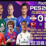 eFootball Offline Mod FTS 2020 Android APK Download