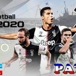 eFootball PES 2020 Android v4.1.0 Juventus Patch Download