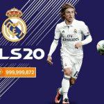 DLS 20 APK Unlimited Money Real Madrid Team 2020 Download