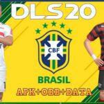 DLS 2020 APK Mod Money Brasileirao Download