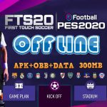 FTS 20 Mod PES 2020 Offline Android Update Download