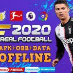 RF2020 – Real Football 2020 Android Offline Game Download