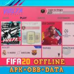 FIFA 20 Ultimate Team Offline Mod APK Download