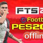 FTS 20 Mod PES 2021 Offline Android Download