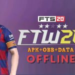 FTW 20 Mod FTS 2020 Android Update New Kits Download