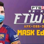 FTW 20 Mask Edition Android APK OBB DATA Download