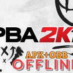 PBA 2K19 Android Mod Apk Obb Download