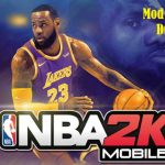 NBA 2K Mobile Mod APK OBB Full Android Game Download