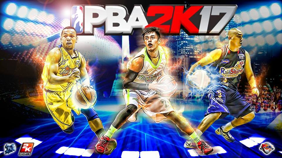 PBA 2k17 Mod APK Android Unlimited Money Download