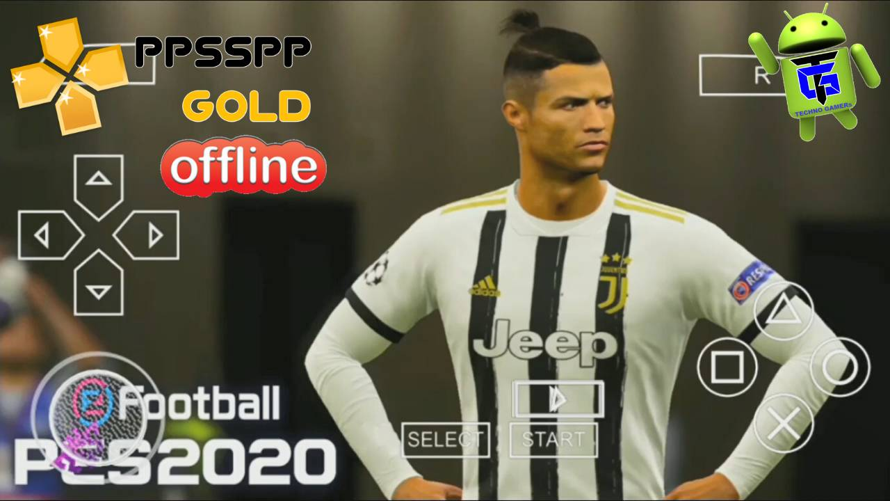 PES 2020 Offline Android PPSSPP Kits 2021 Download