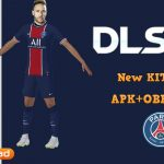 DLS 20 Mod APK PSG New Kits 2021 Download