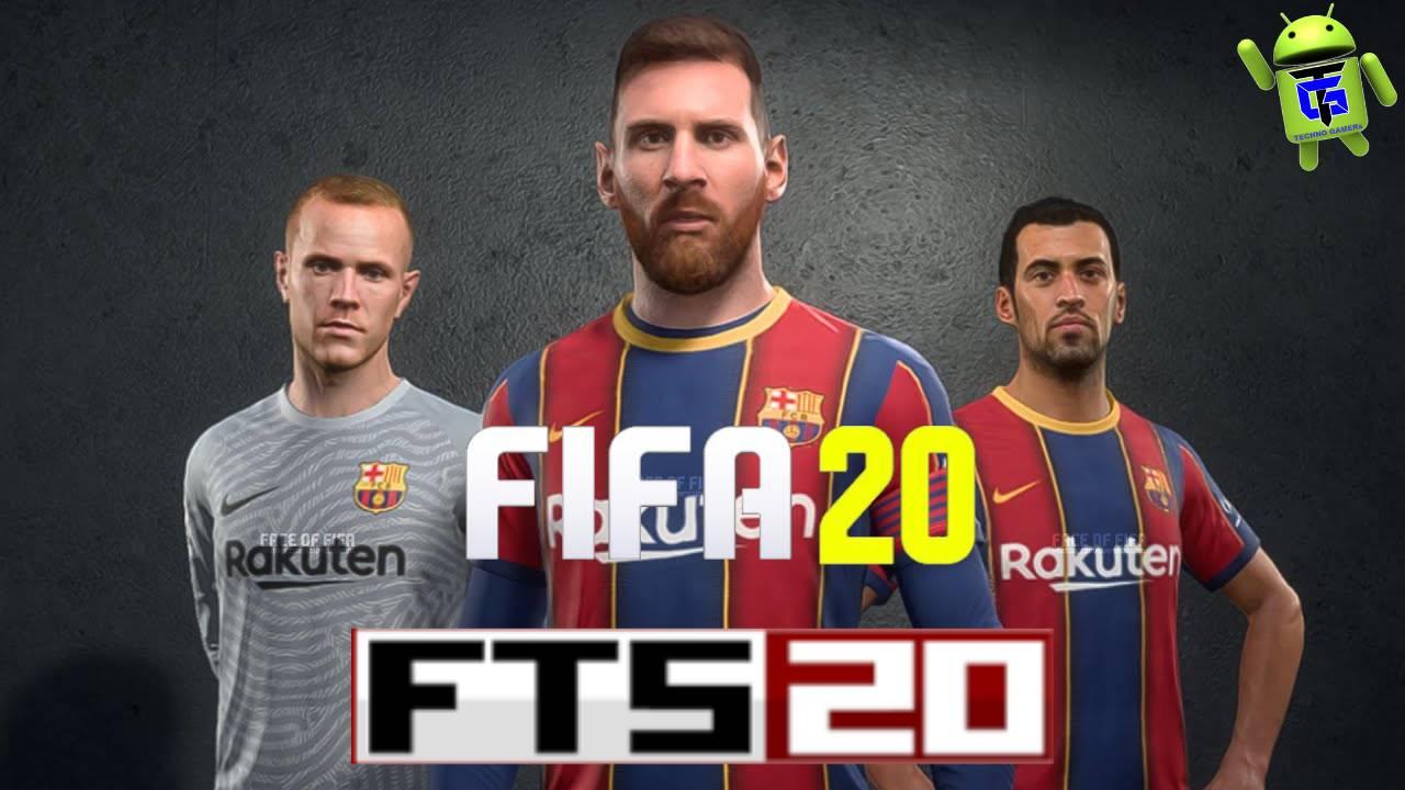 FTS 20 Mod Apk FIFA 20 Offline Data Money Download