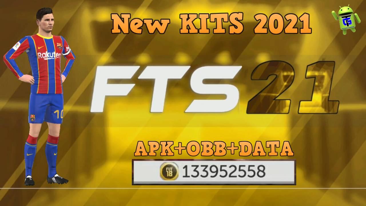 FTS 21 Mod APK Gold Edition Kits 2021 Download