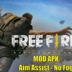 Free Fire MOD APK Aim Assist No Fog Download