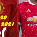 Manchester United New Kits 2021 DLS 20 Logo
