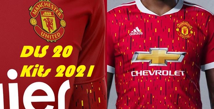 Manchester United New Kits 2021 DLS 20 Logo