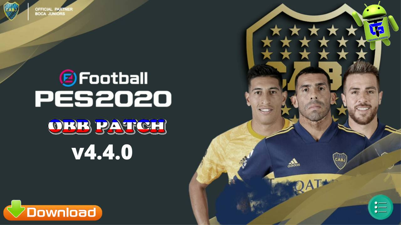 PES 2020 - Pro Evolution Soccer 2020 Mobile Patch Android Download