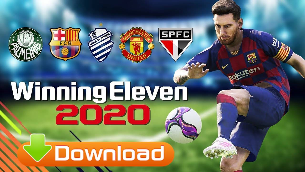 Winning Eleven 2020 Apk Mod Lite Download