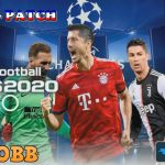 eFootball PES 2020 UCL Patch Android Best Graphics Download