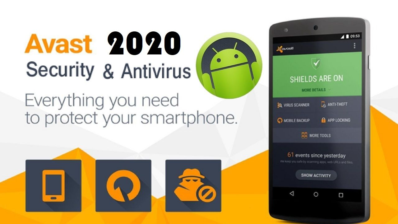 Download Avast AntiVirus Pro Apk 2020 Android Mobile Security