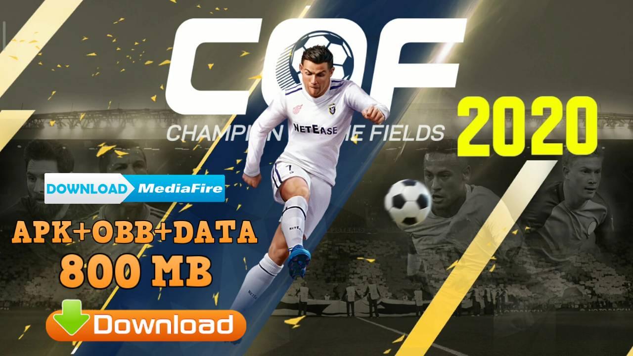 Champion of the Fields 2020 COF APK OBB Data Download