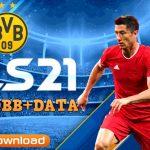 Download DLS 21 Mod Apk Borussia Dortmund Team