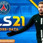 Download DLS 21 Mod Apk PSG Team