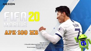 FIFA 20 Mobile APK 100MB Chinese Editio Download