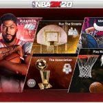 NBA 2k20 apk mod unlimited money