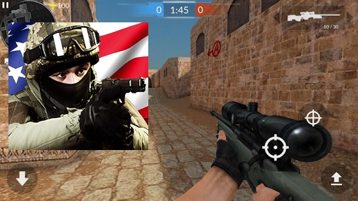 Download Critical Strike CS Counter Mod Apk Money