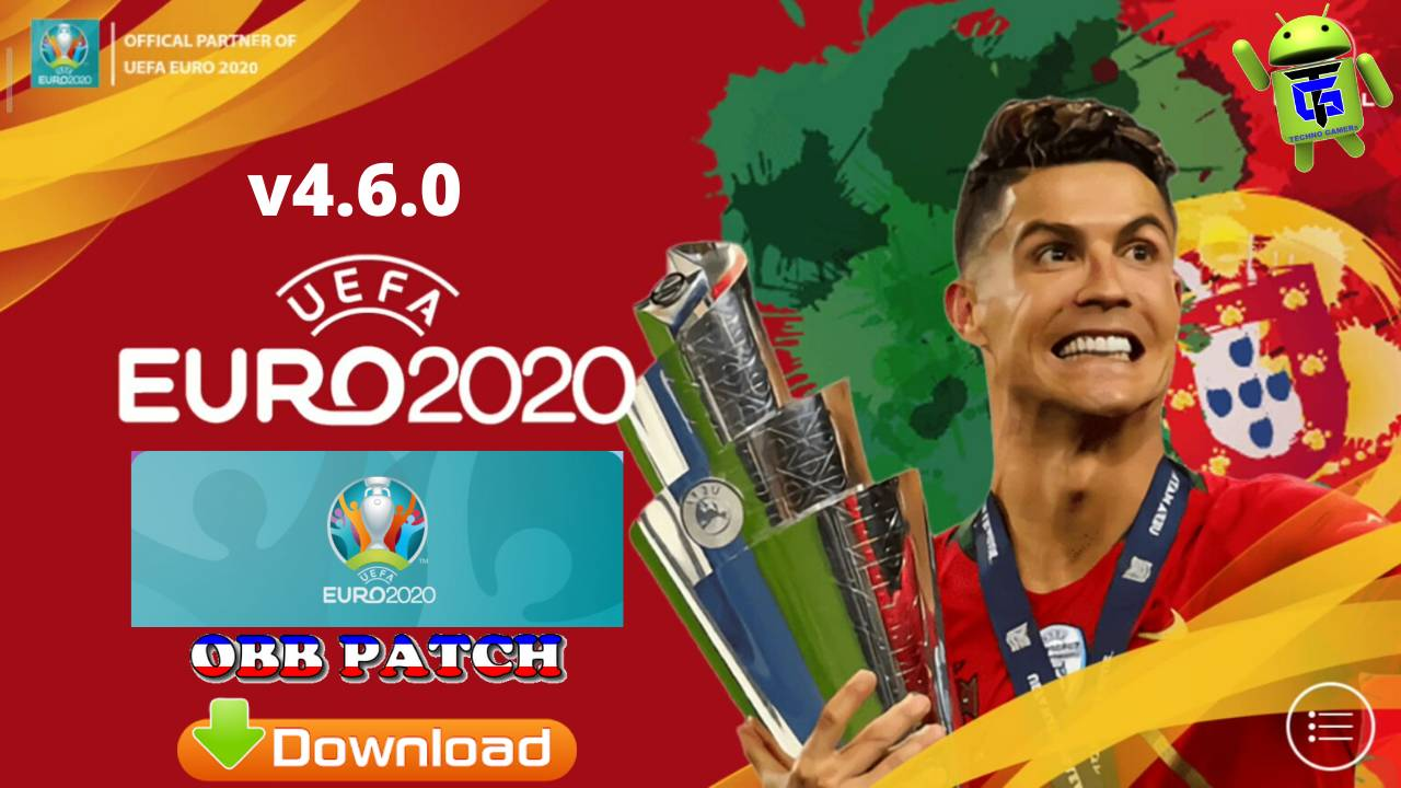 Download eFootball PES 2020 Patch EURO v4.6.0 Android