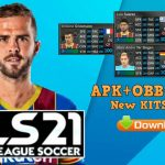 Download Dream League Soccer 2021 Android Mod Barcelona